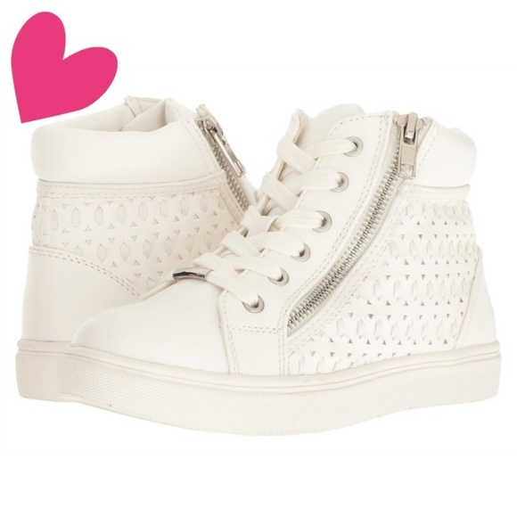 Steve Madden Other - Steve Madden JCrush hightop sneakers